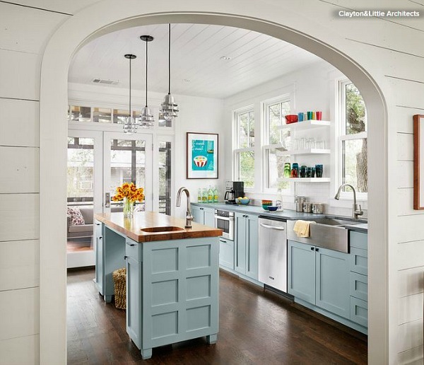 Inspiration: Arched Doorways