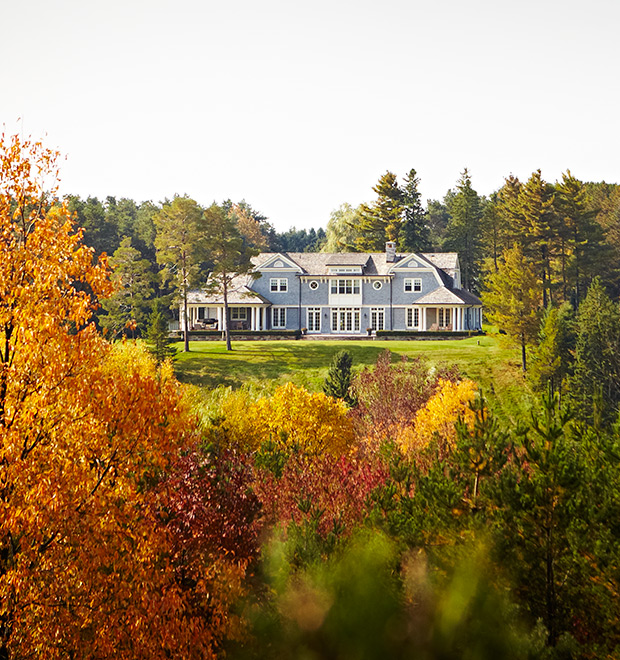 Dream House Tour: New England Style