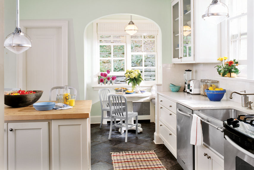 Inspiration arched doorways the inspired room for Kitchen room decoration