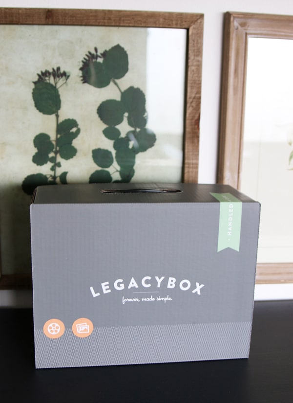 Legacybox - Great Gift Idea for your family!