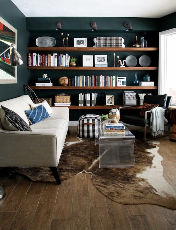 Decorating with Moody Colors