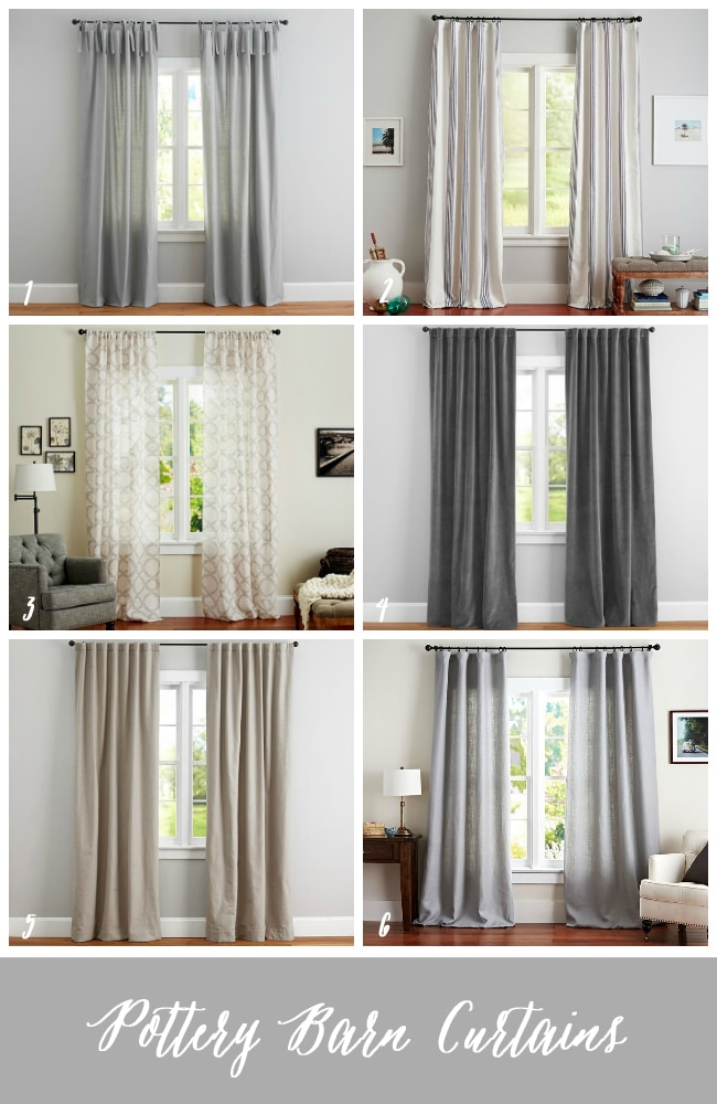 The Question Of Curtain Panels The Inspired Room