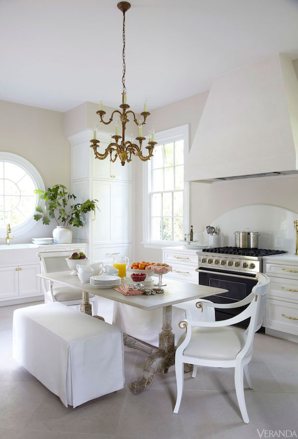 Round window inspiration - round window over kitchen sink