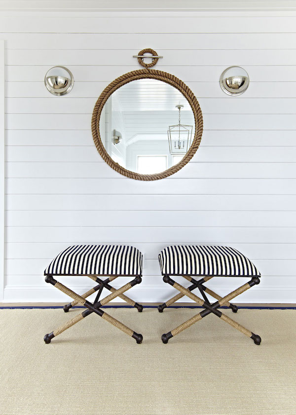 Round Mirror Round Up on The Inspired Room - Chango and Co