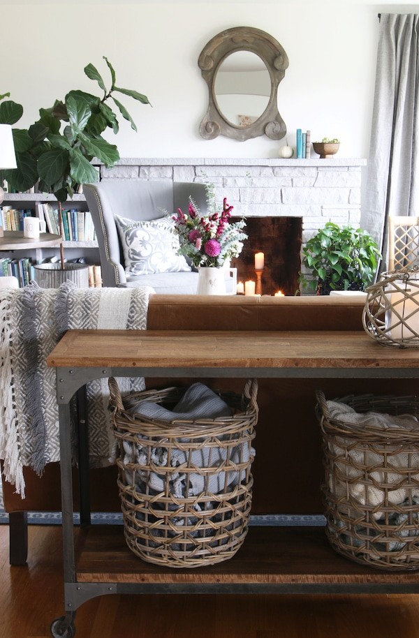 Cozy Tassel Throw Blankets The Inspired Room