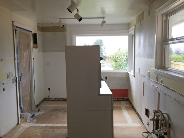 My Small Kitchen Remodel: Demo Day