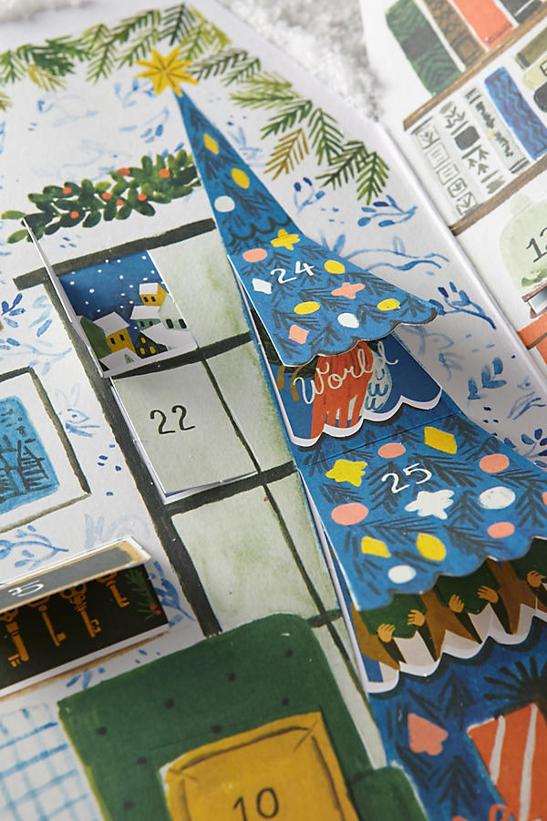 Adorable Advent Calendars - Countdown to Christmas