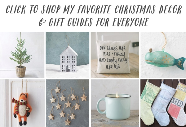 {Inspiration} A Simple Whimsical Christmas