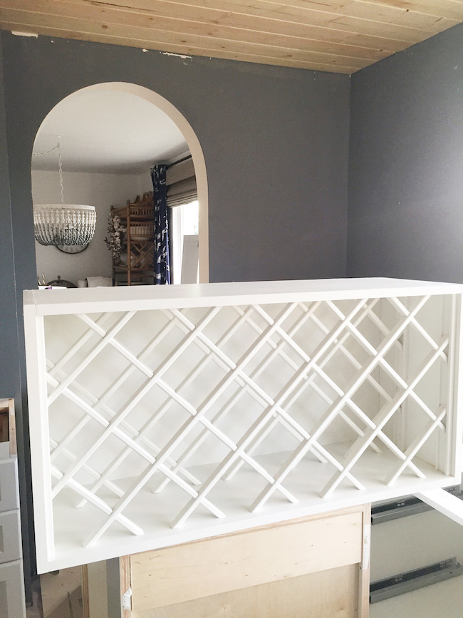 Kitchen Remodel Update: The Cabinets Arrived! - The Inspired Room Kitchen Progress Sneak Peek