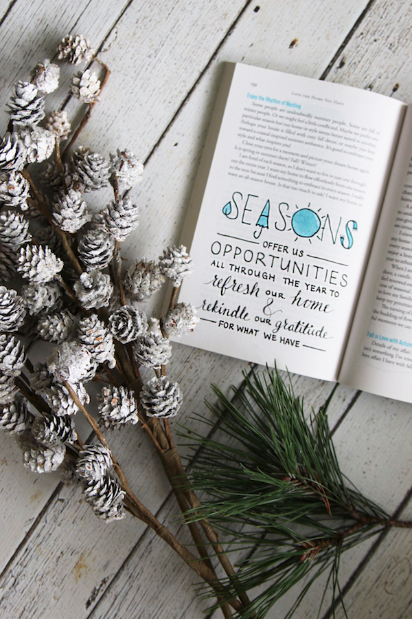Love the Home You Have: Simply Inspired Holiday Series!