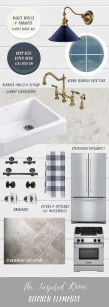 Kitchen Remodel Update: Design Board