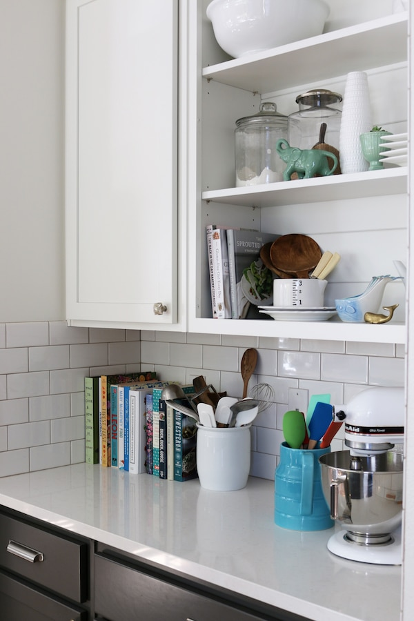 Do you have a maid? And other Q & A's about open shelving