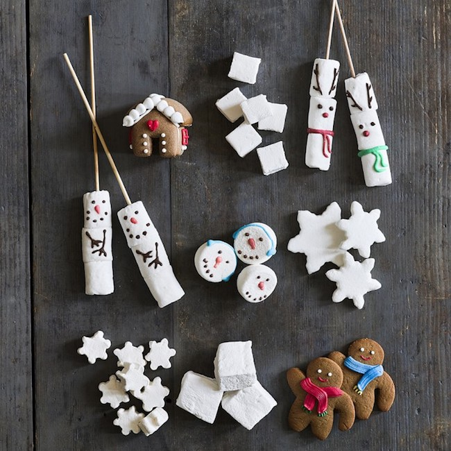 Festive Christmas Treats for Gifts & Celebrating