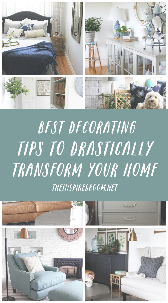 Best Decorating Tips to Drastically Transform Your Home ...