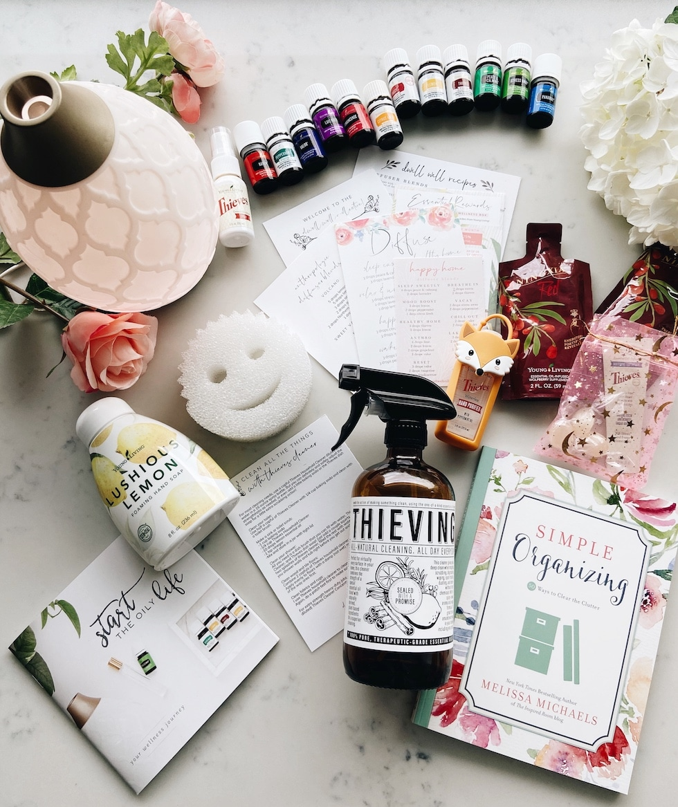 Happy + Healthy Home | Essential Oils & Diffusers