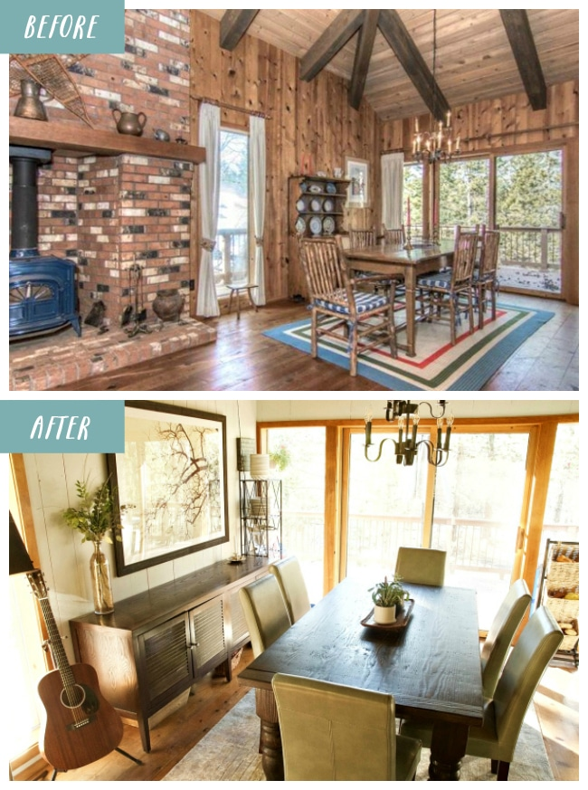 Mountain Home Makeover