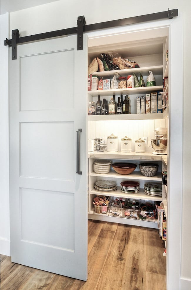 Where Do You Store Your Dishes?