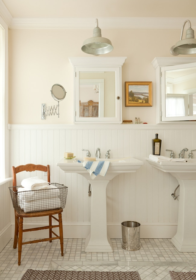 Lovely Bathroom Storage Solutions