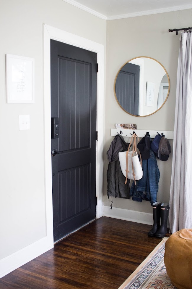 Entry Room Design: Solutions For A Small Entry Or A Non-Existent Entry