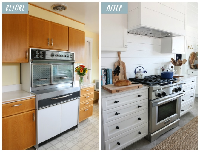 Small Kitchen Remodel Reveal!
