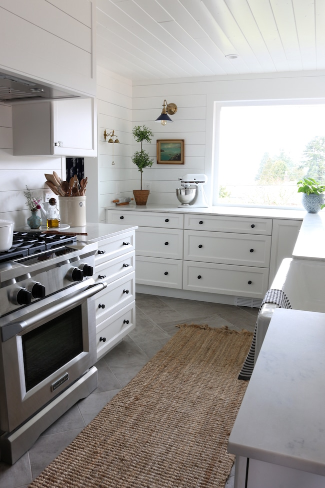 the inspired room small kitchen reveal small galley
