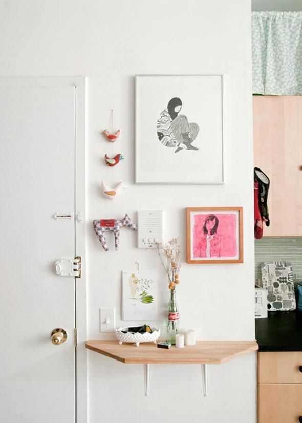 Solutions For A Small Entry Or A Non Existent Entry The Inspired Room
