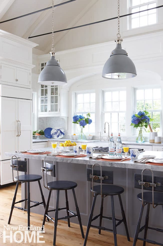 6 Take Away Tips: A Beautiful New England Home