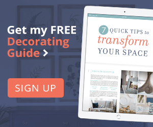 Simple Decorating News + Win a Shopping Spree