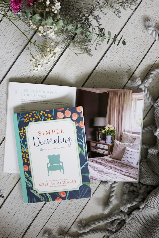 {My New Book} Simple Decorating is 50% off!