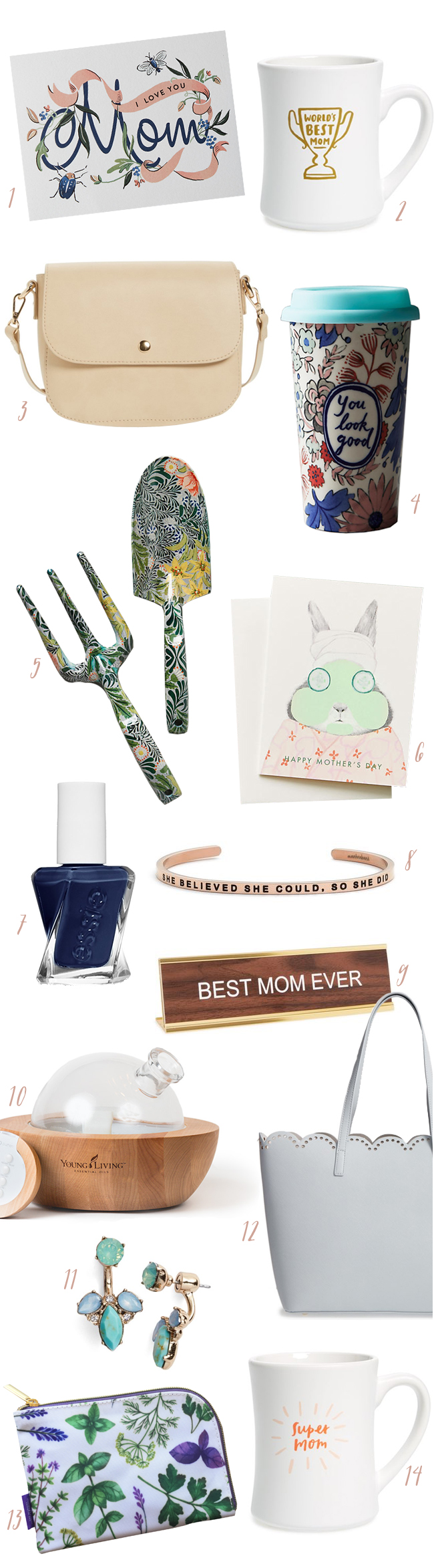 Gather: Gift Ideas for Mother's Day