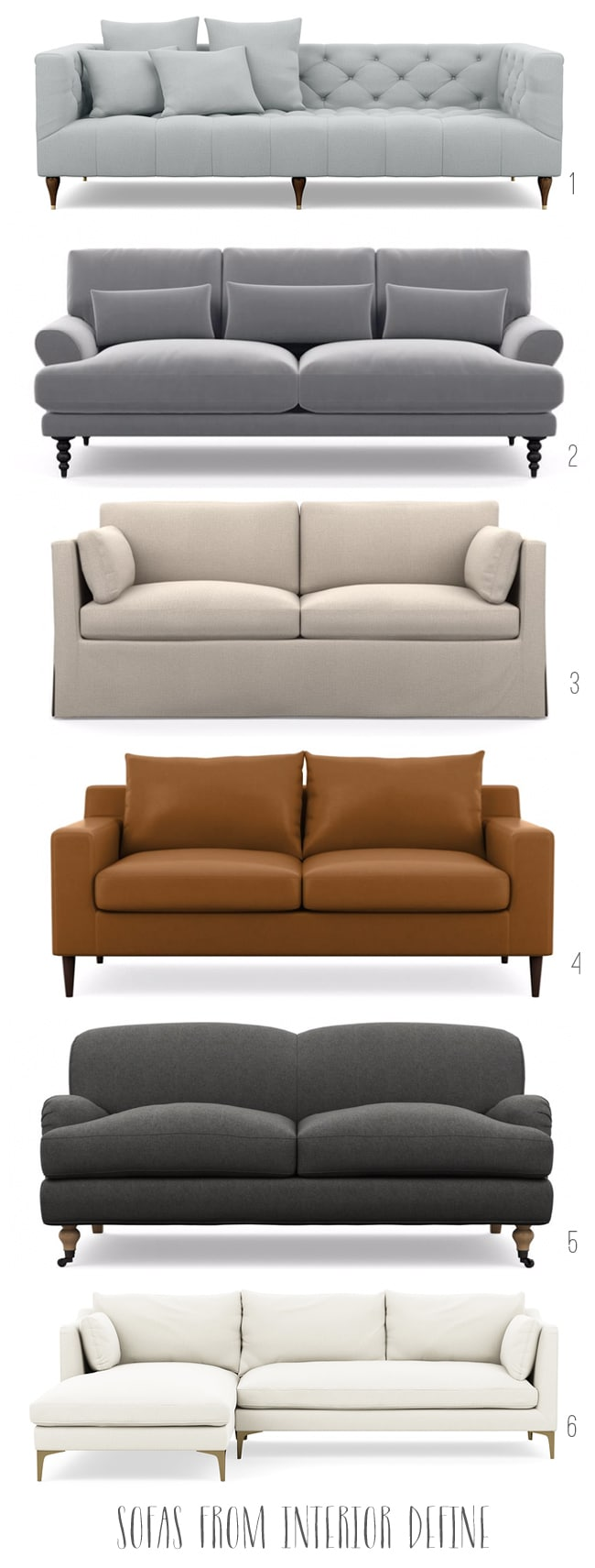 Our Sectional - Interior Define