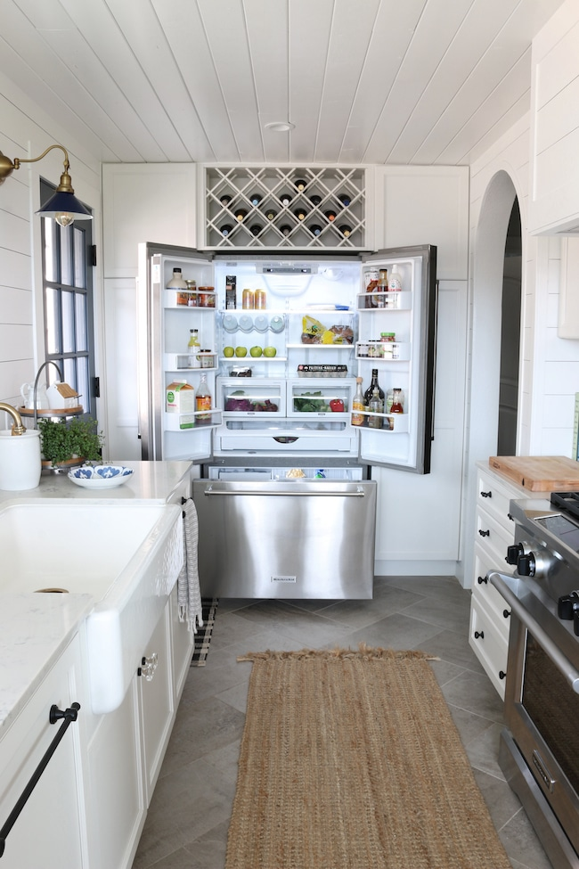 How We Chose Our Kitchen Appliances - The Inspired Room