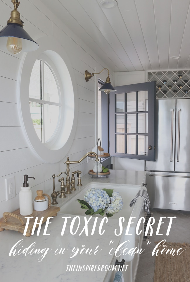 "The Toxic Secret Hiding in Your ""Clean"" Home"