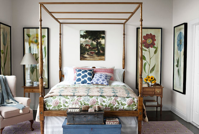 Bedroom Inspiration: Four-Poster Beds