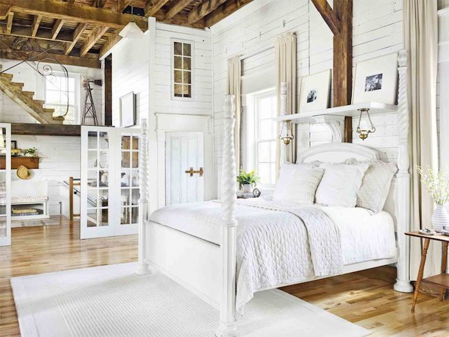 Bedroom Inspiration Four Poster Beds