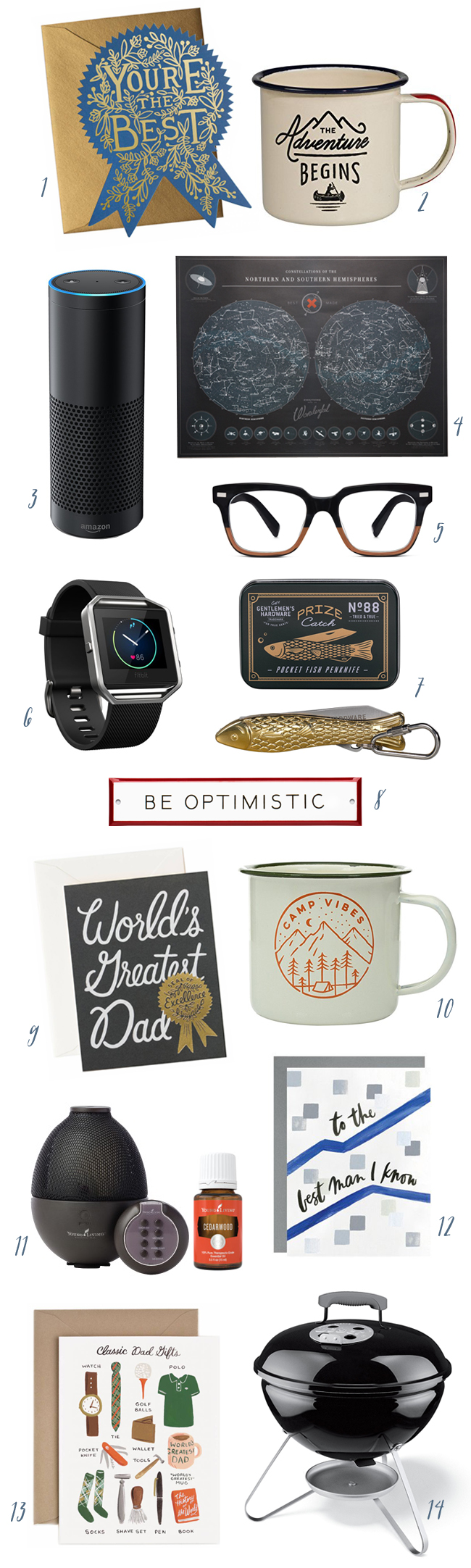 Gather: Gift Ideas for Father's Day