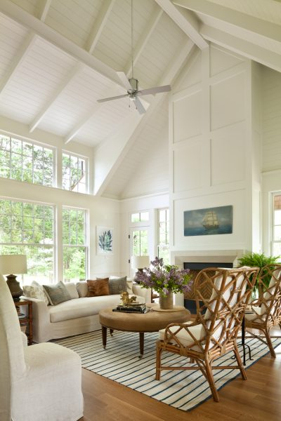 Summer Living Room