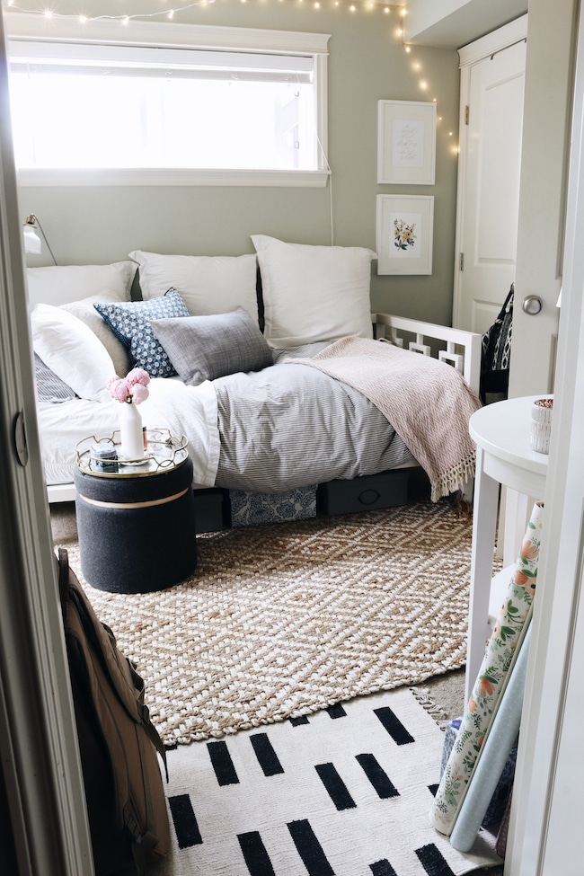 small bedroom with daybed tiny bedroom tour s room the inspired room 17222