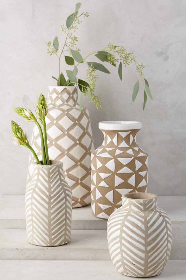 Collecting Pretty Vases Vessels And Pitchers The Inspired Room