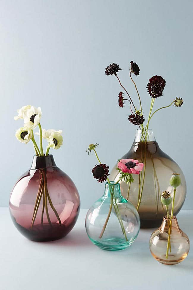 Collecting Pretty Vases, Vessels and Pitchers
