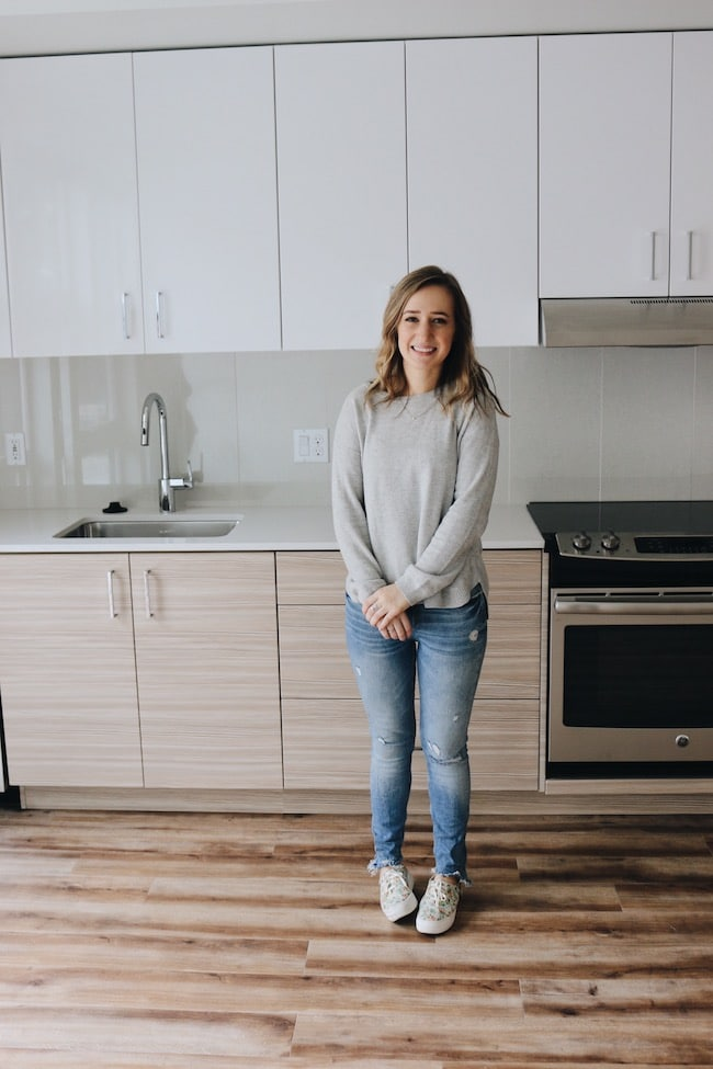 Seattle Apartment Tour: Courtney's New Place