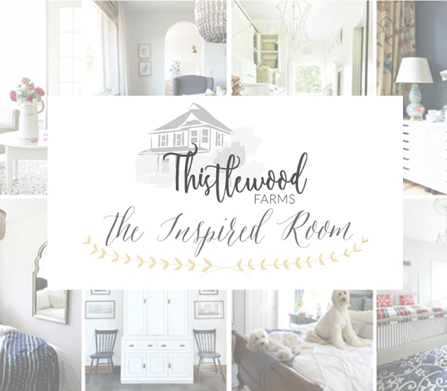 New Book: Thistlewood Farms & The Inspired Room