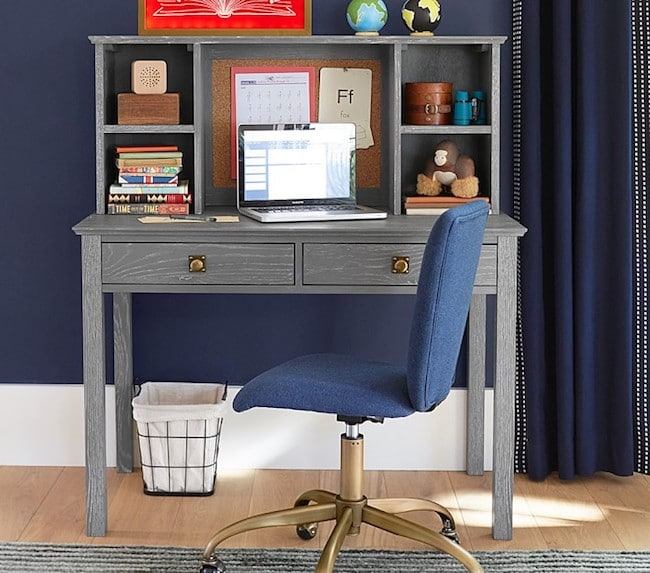 Back to school organization homework home office the