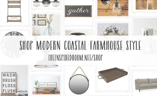 Modern Coastal Farmhouse Style: Get the Look