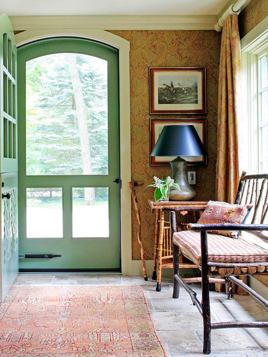 Six Unexpected Ways To Create A Cozy Entry The Inspired Room
