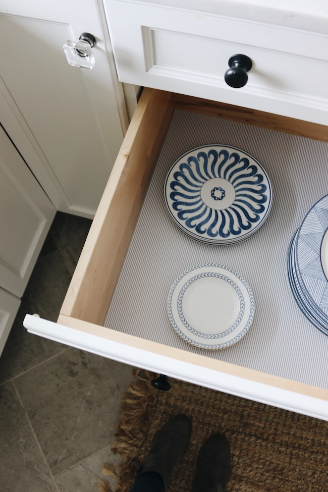 Making Things Pretty: Drawer & Shelf Liners