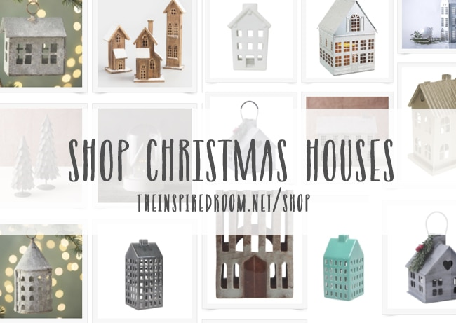 Shop Christmas Houses