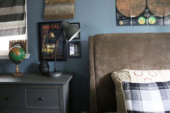 Updating My Teen's Room with Space for Holiday Guests!