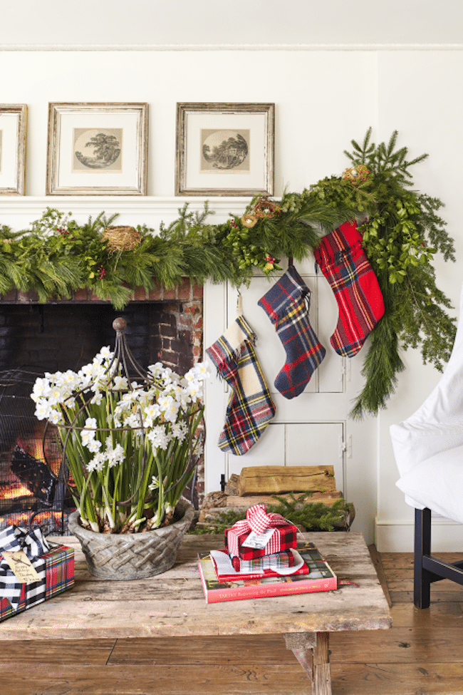 Christmas: Plaid, Tartan & Buffalo Check