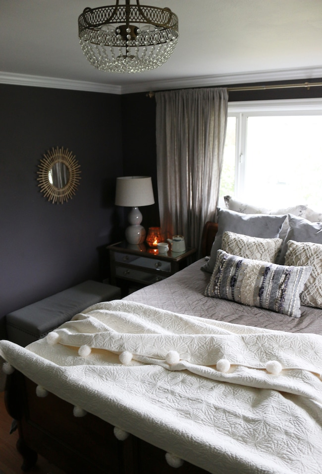 Creating A Cozy Sanctuary My Master Bedroom The